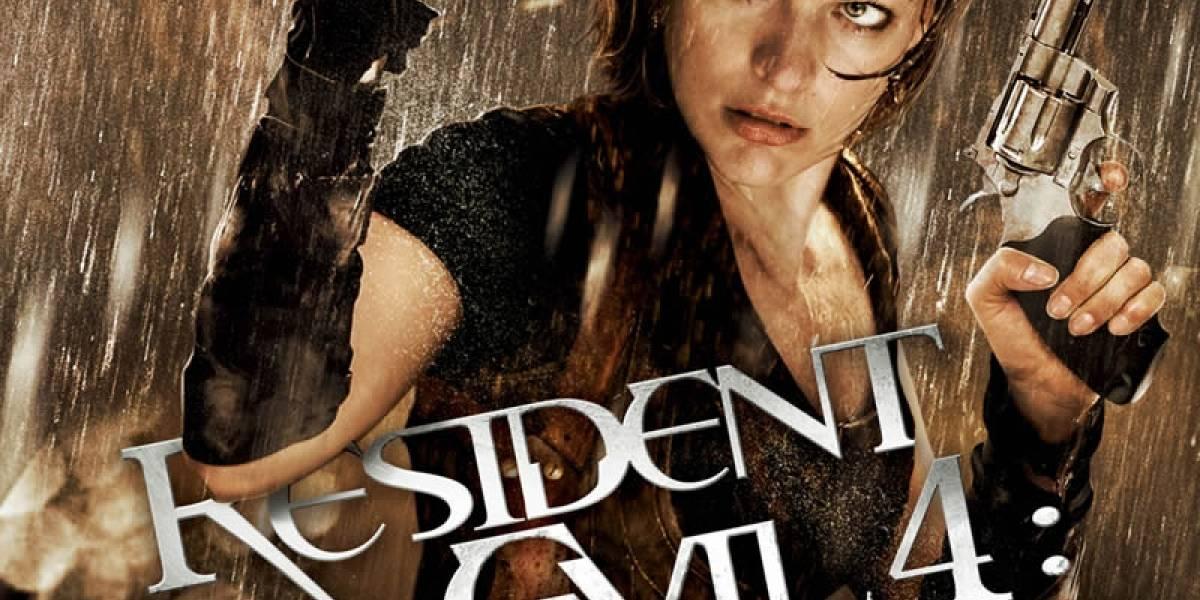 Concurso: Gana invitaciones dobles para la Avant Premier de Resident Evil 4 en 3D (Chile)
