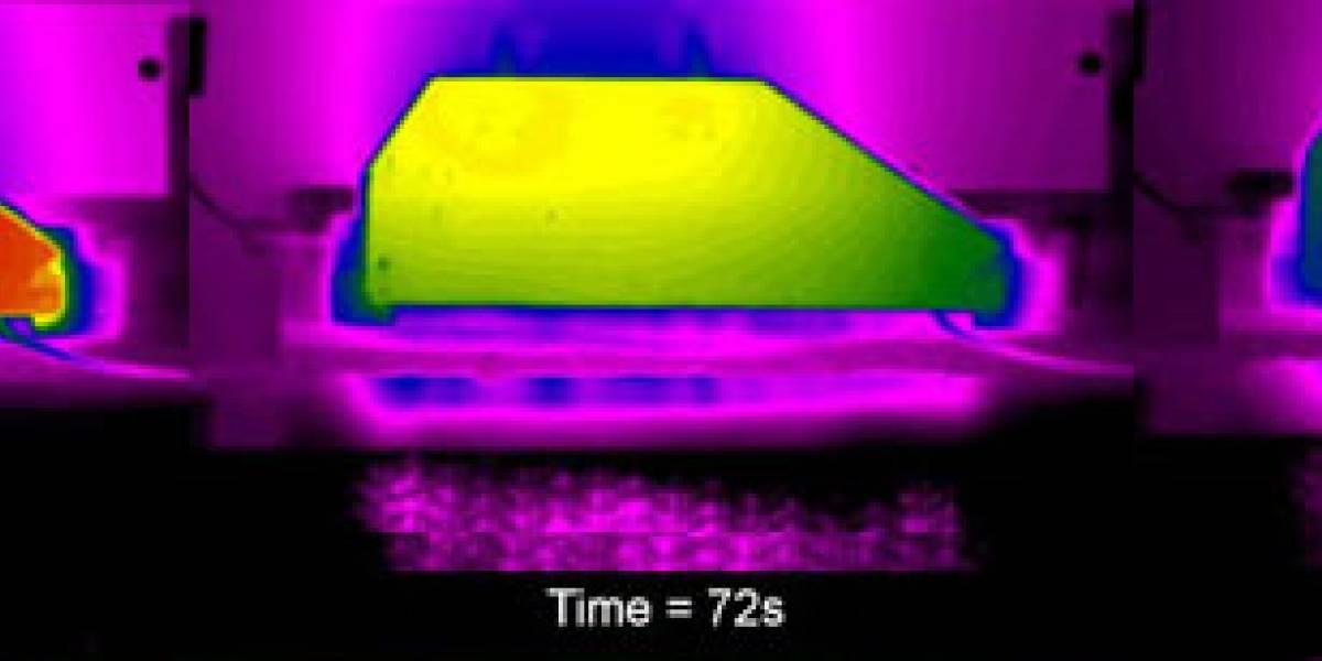 Los notebooks del futuro podrían ser refrigerados con viento iónico