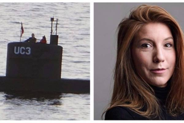Kim Wall, periodista sueca asesinada