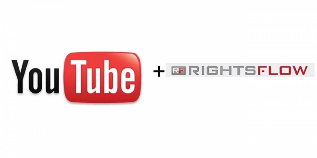 YouTube compra compañía que le ayudará con los derechos de la música