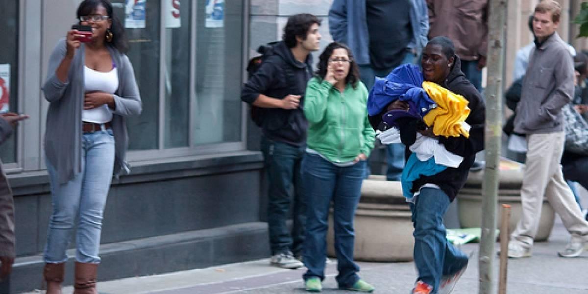 Departamento de Policía de Oakland usa fotos de Flickr para identificar a saqueadores