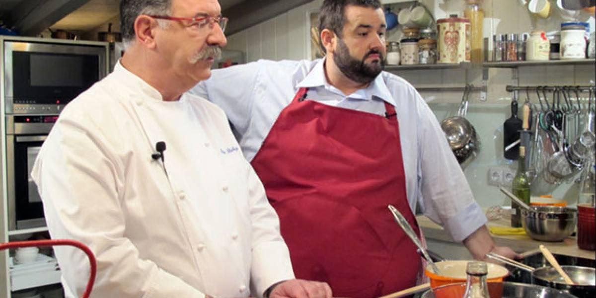 España: El cocinero de Robin Food nos aconseja como ser un buen bloguero