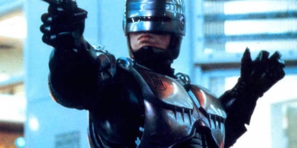 Policías brasileños le pidieron prestados los anteojos a RoboCop