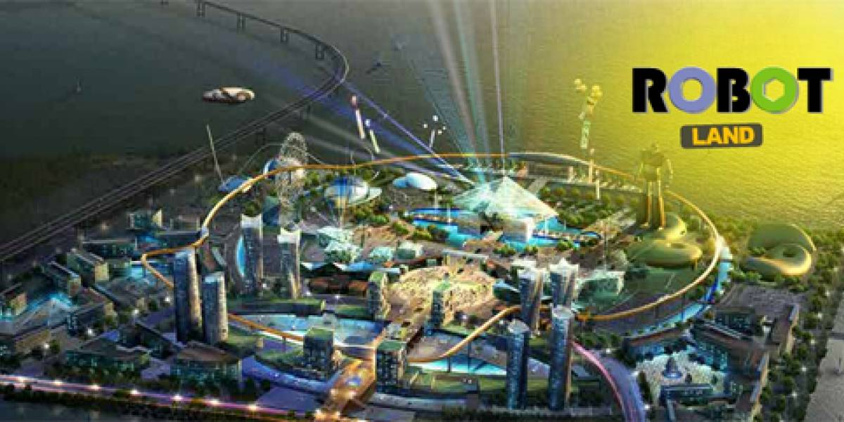 Parque Robot a finales del 2013