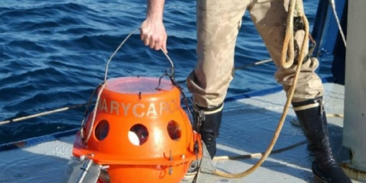 Robot chileno explorará profundidad marina de la Fosa de Atacama