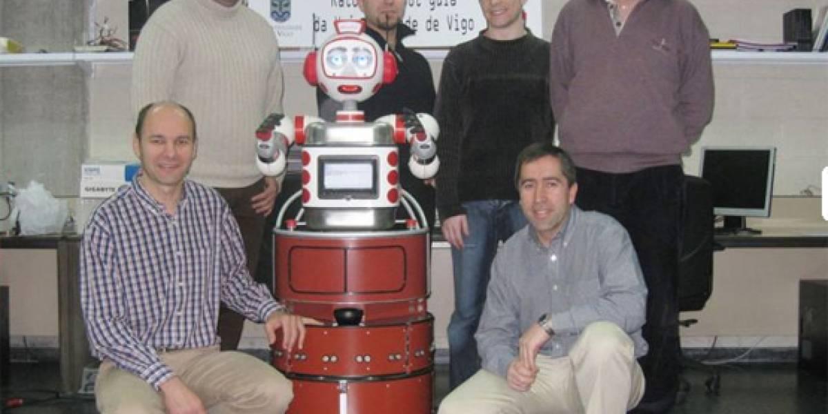 Robots botones comenzarán a trabajar en hotel español