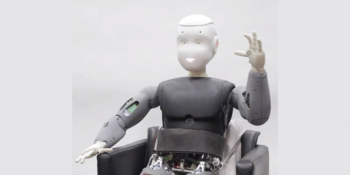 Vídeo del prototipo del robot-asistente francés