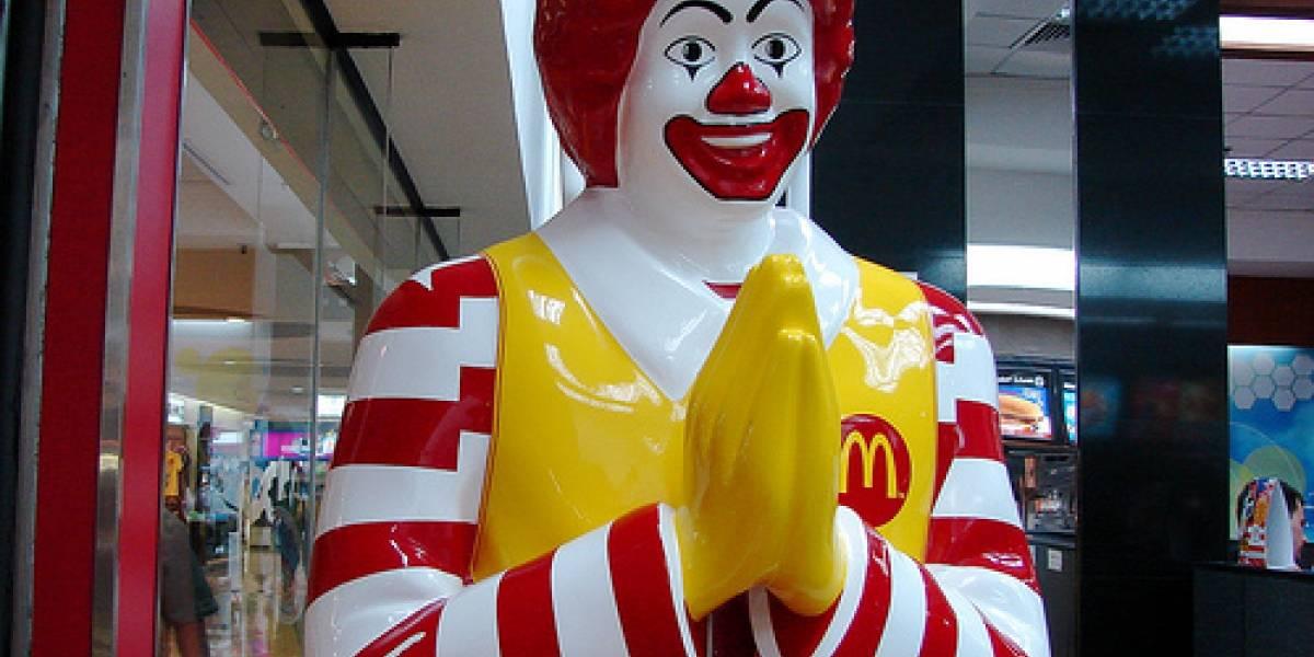 Hackers logran acceder a cientos de datos de clientes de McDonald's