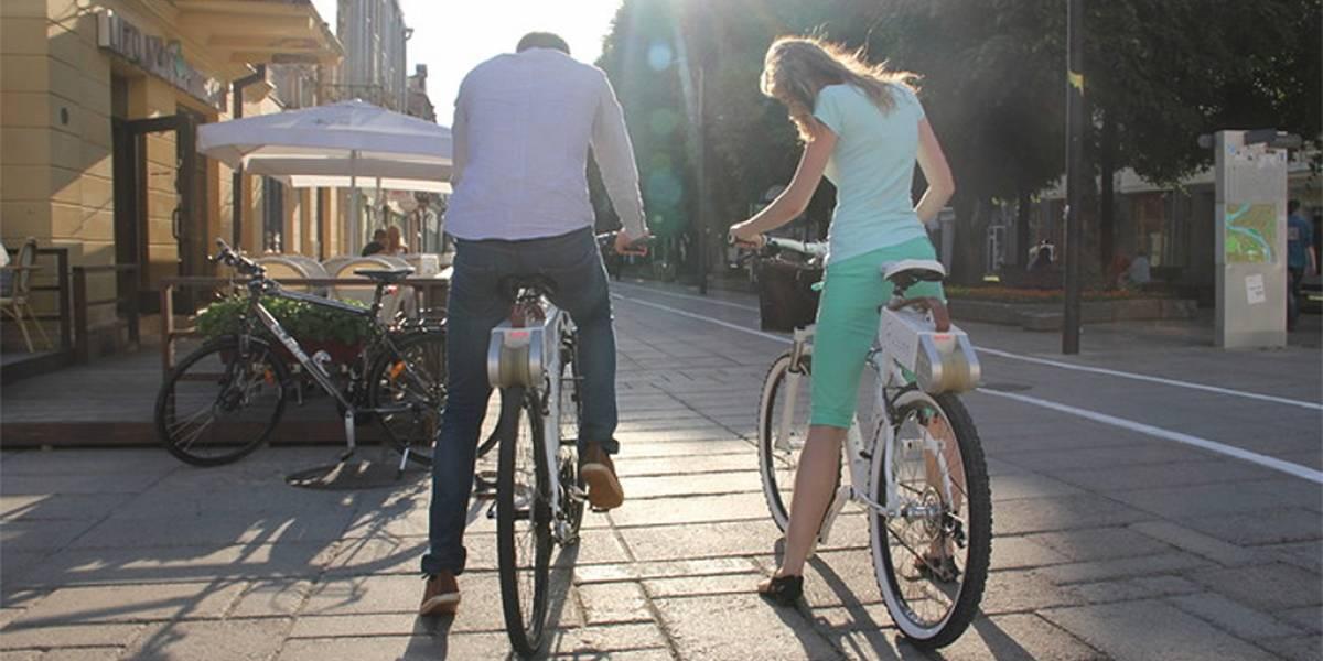 Rubbee: el dispositivo que convierte tu bicicleta convencional en eléctrica