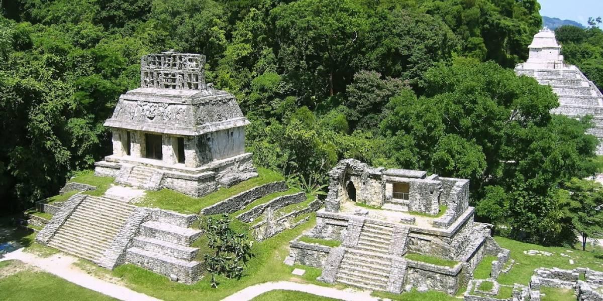 Descubren ruinas de ciudad Maya escondida en México