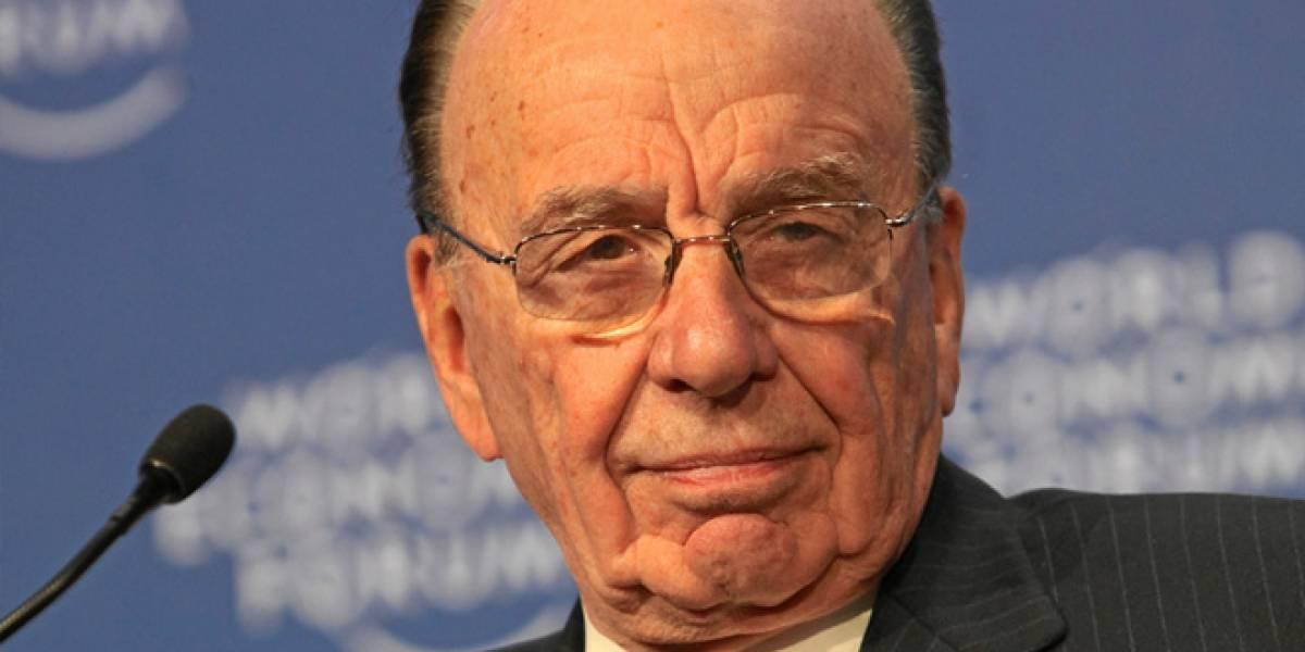 """Rupert Murdoch acusa a Google de ser el """"líder de la piratería"""""""