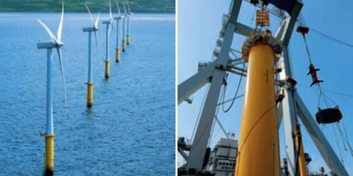 Energy Nordsee I: Energía eólica desde el mar