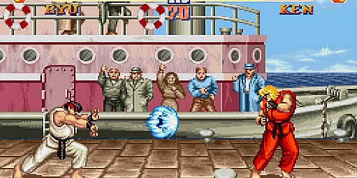 ¡Feliz cumpleaños número 20, Street Fighter II!