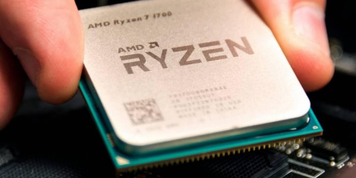 Procesadores Ryzen de AMD bajan de precio