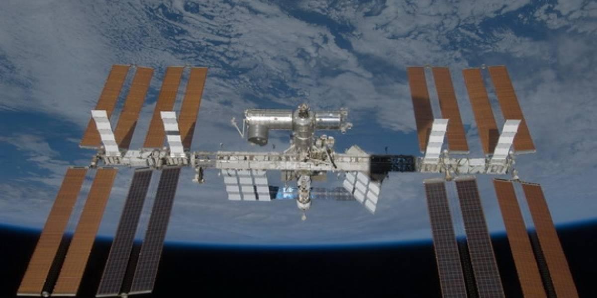 Sin Palabras: Estación Espacial Internacional vs La Tierra