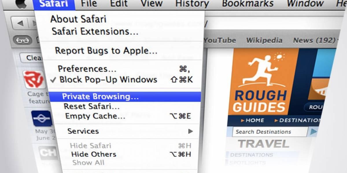 """Google: Rastrear a los usuarios de Safari fue """"accidental"""""""