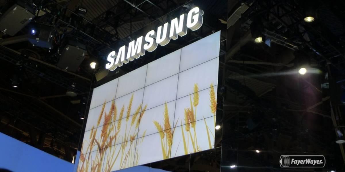 Samsung anuncia ganancias récord, pero baja la demanda de smartphones