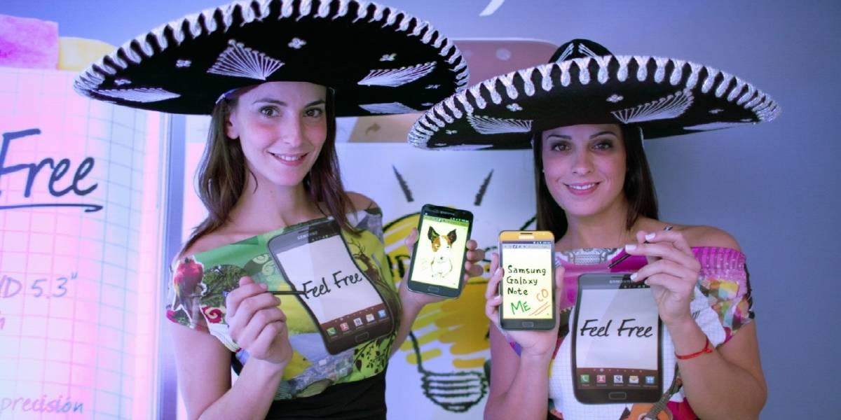 México: Un bastión importante para la producción de productos Samsung