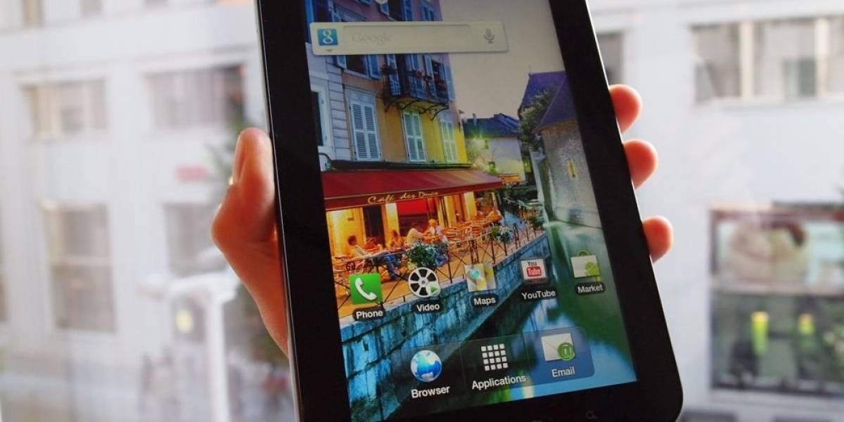 Samsung podrá seguir comercializando su Galaxy Tab 10.1 en Australia