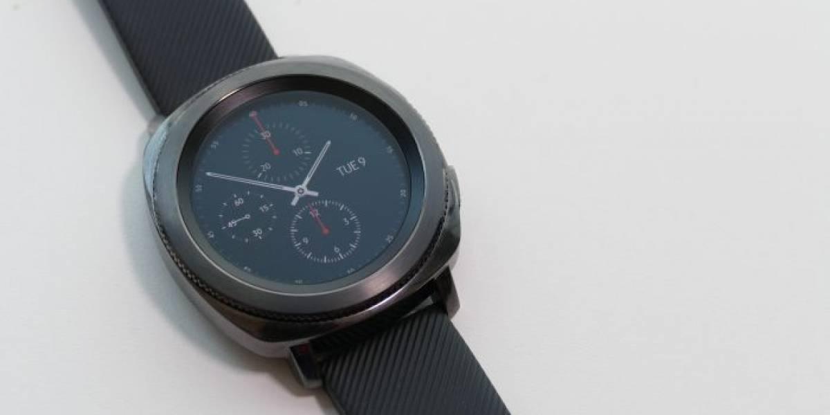 El Gear Sport de Samsung es el mejor reloj inteligente si usas Android [FW Labs]