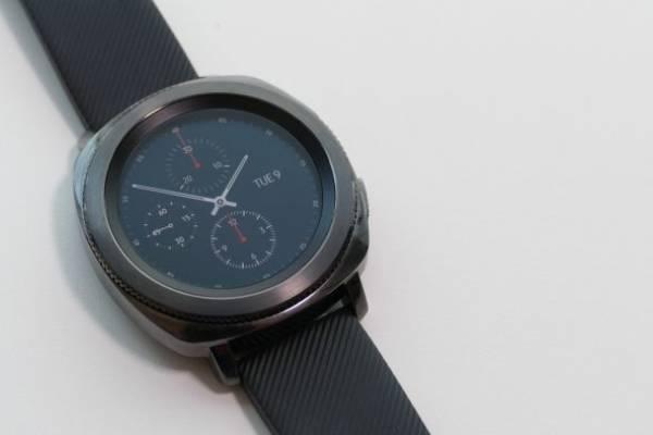 59be0fa80617 El Gear Sport de Samsung es el mejor reloj inteligente si usas Android  FW  Labs