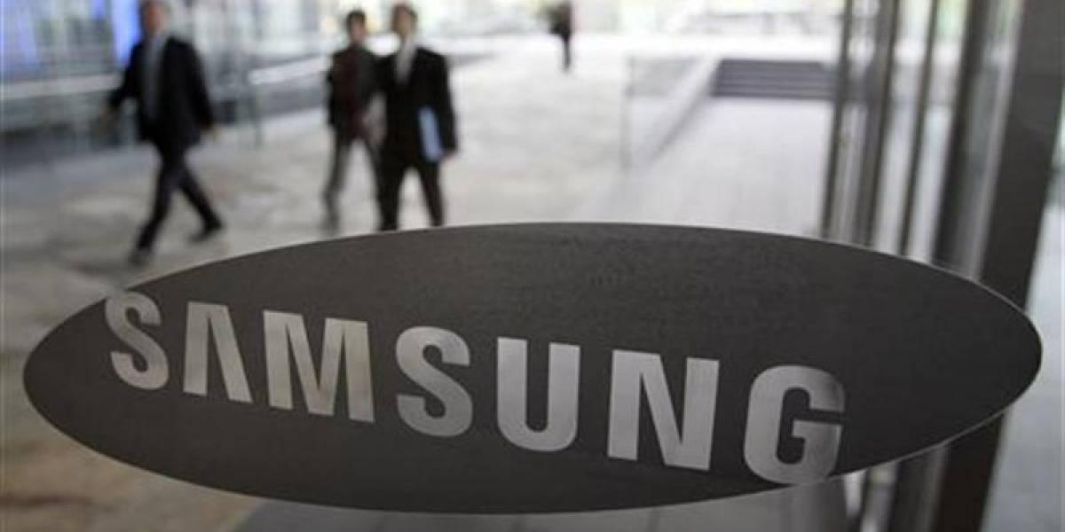Samsung registró ganancias récord en el cuarto trimestre del 2011