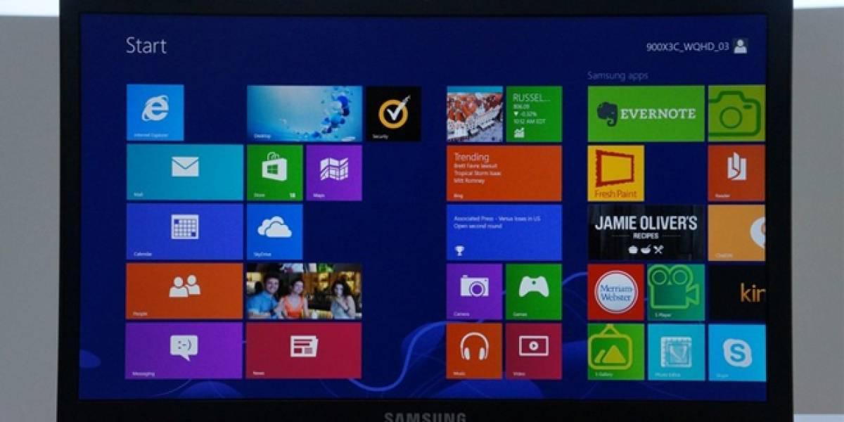 Samsung muestra pantalla de 2560 x 1440 pixeles en un notebook de 13 pulgadas