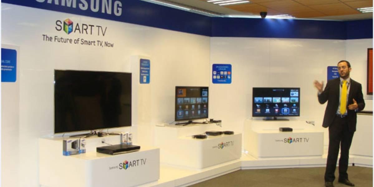 Las nuevas Smart TV de Samsung entienden gestos e instrucciones de voz