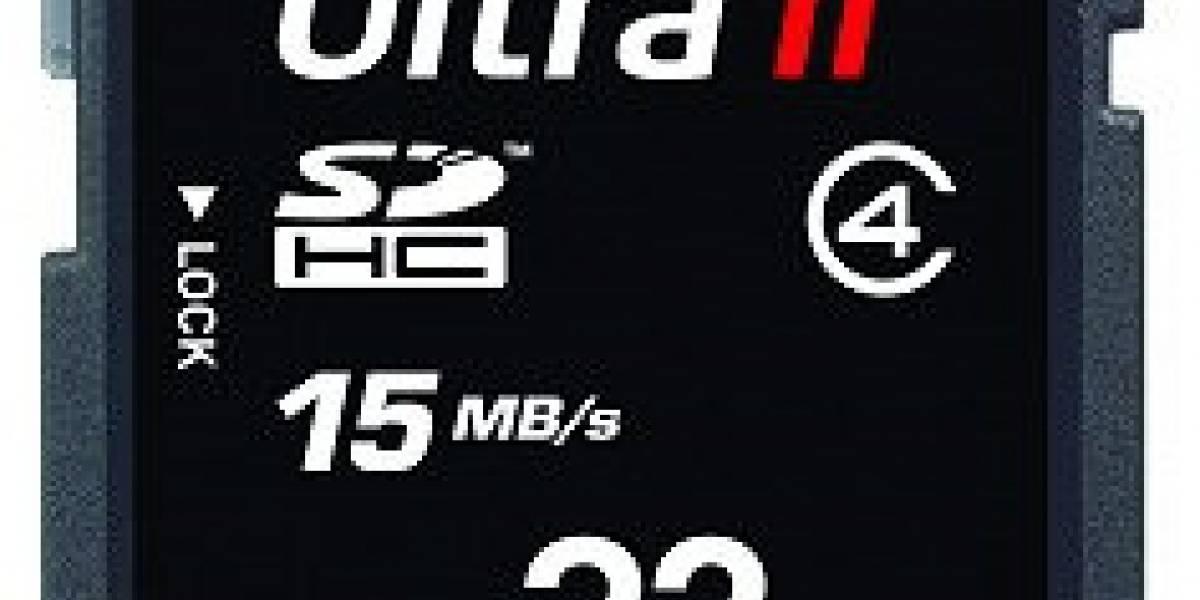Sony y SanDisk prometen memorias digitales de 2TB