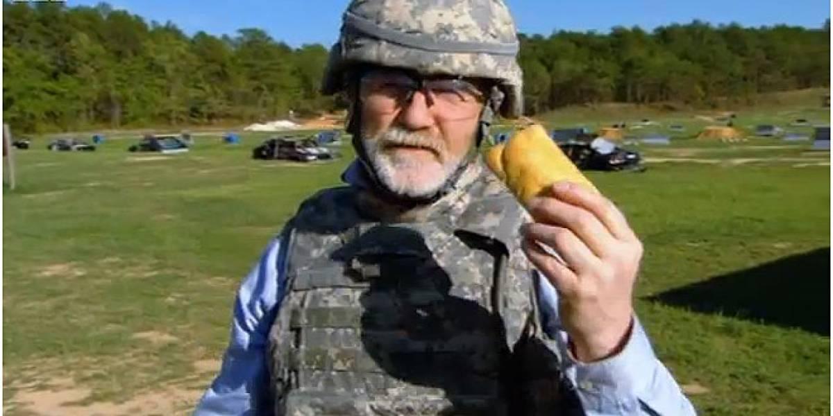 Ejército de Estados Unidos desarrolla un sándwich que dura fresco dos años