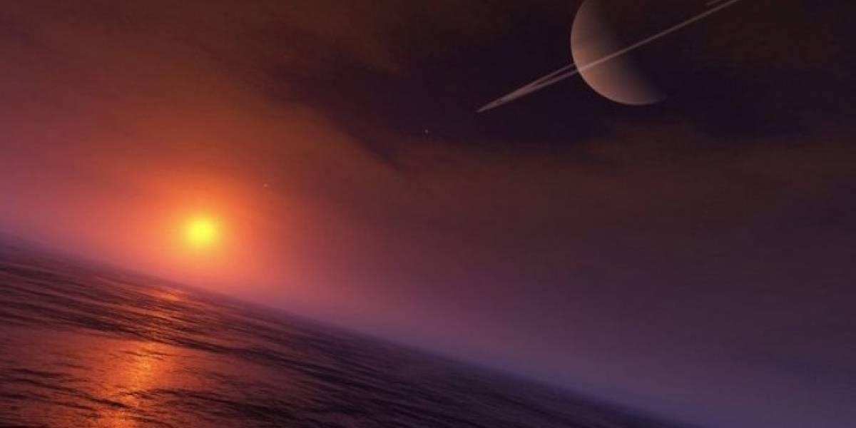 Más razones para ir a Titán: sus mares mantendrían el mismo nivel