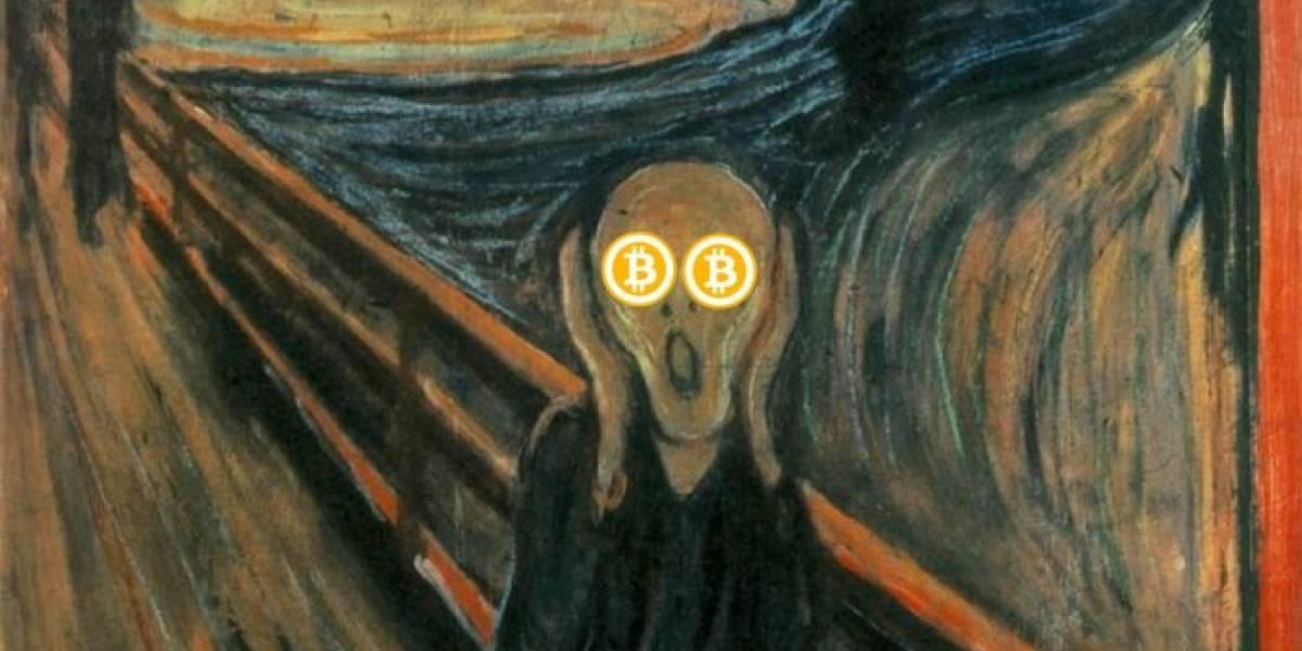 ¿Crash de criptomonedas? Bitcoin bajó a menos de USD $10.000