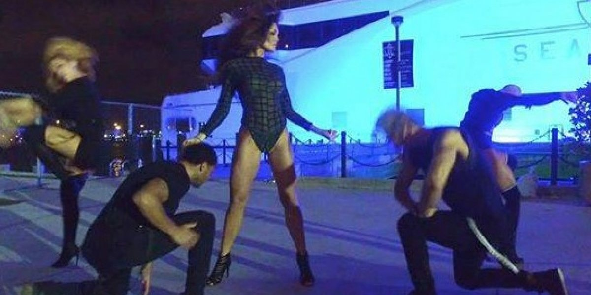 Zuleyka Rivera bailará en los Grammys 2018