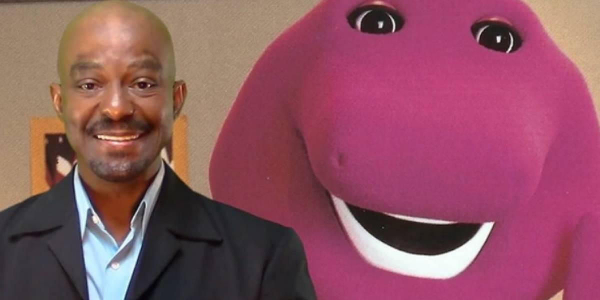 Intérprete de 'Barney' ahora tiene un negocio de sexo tántrico