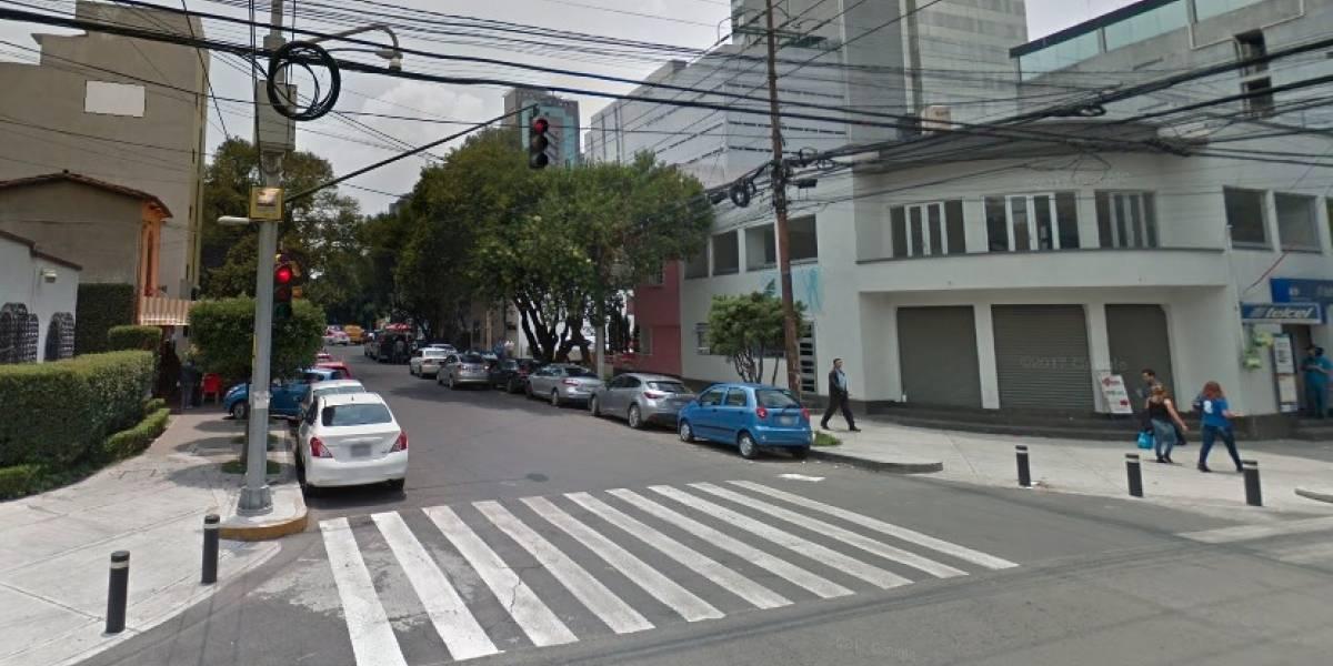 Roban 50 mil pesos a hombre al salir del banco en la CDMX
