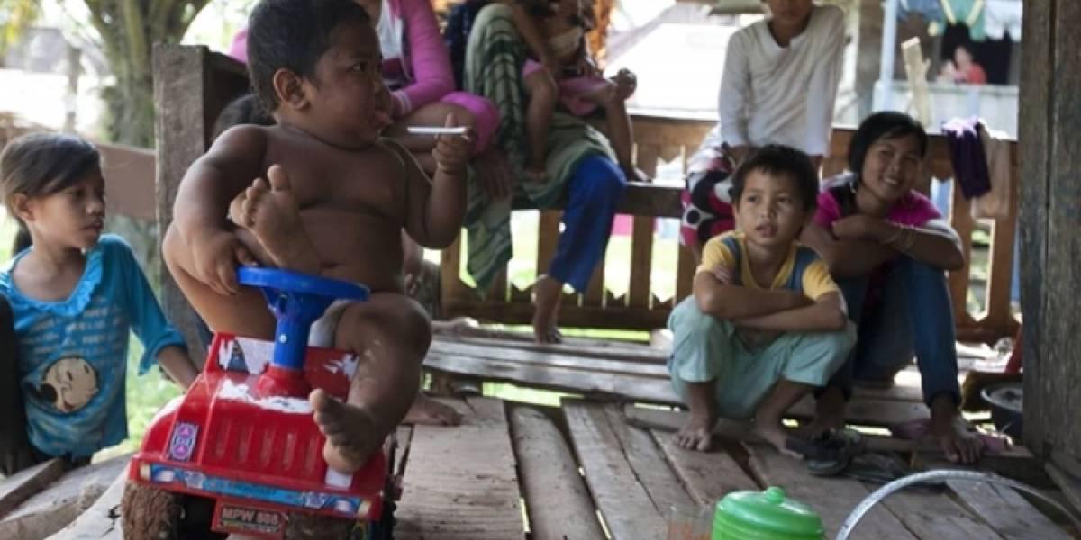 Así luce hoy Ardi Rizal, el niño fumador de dos años que impactó al mundo