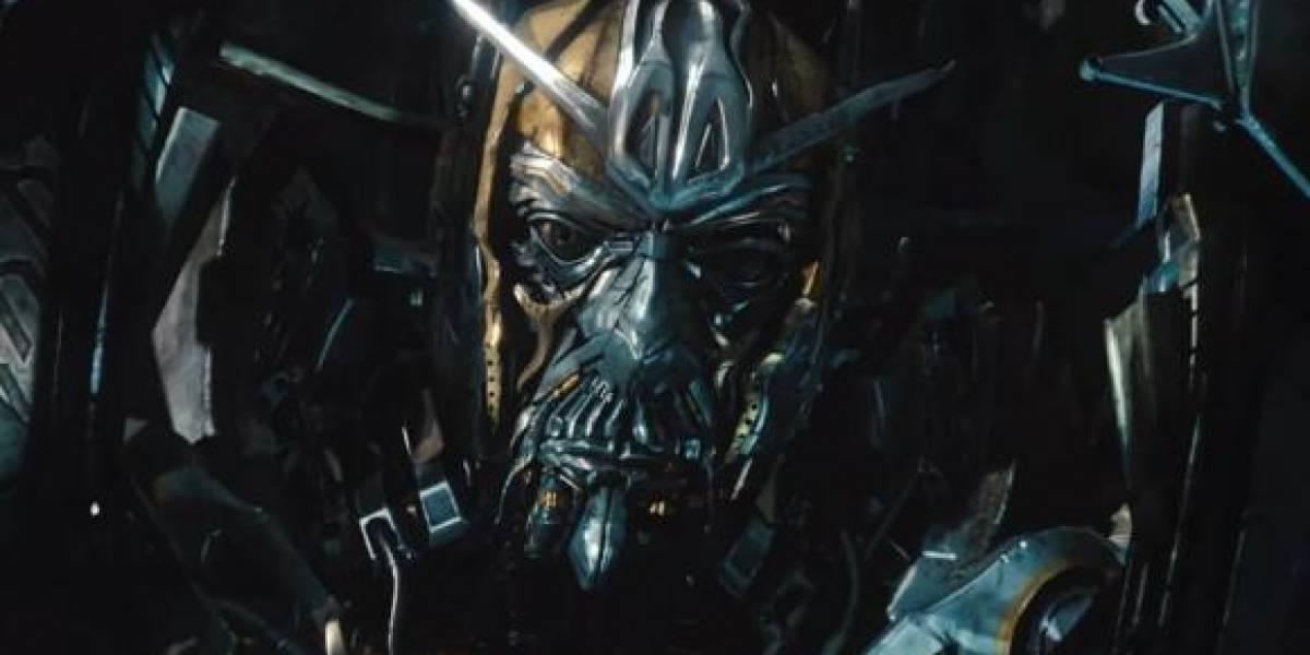 Leonard Nimoy se integra al elenco de Transformers III