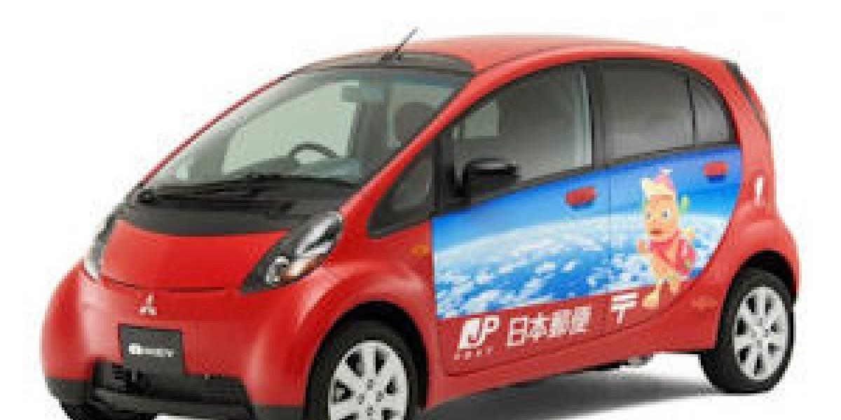 En japón el correo vendrá en EVs