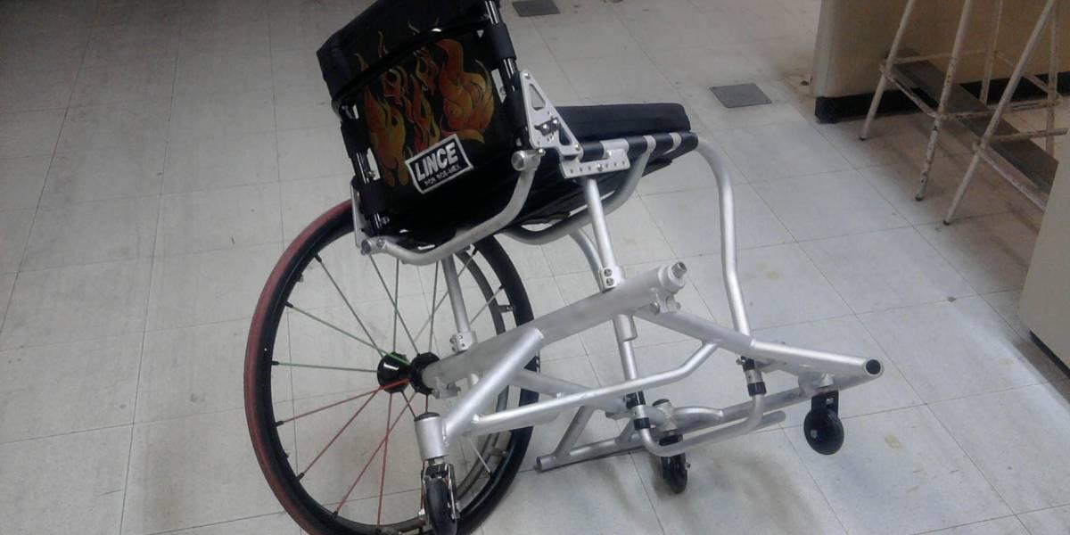 México: Desarrollan silla de ruedas inteligente para jugadores de baloncesto