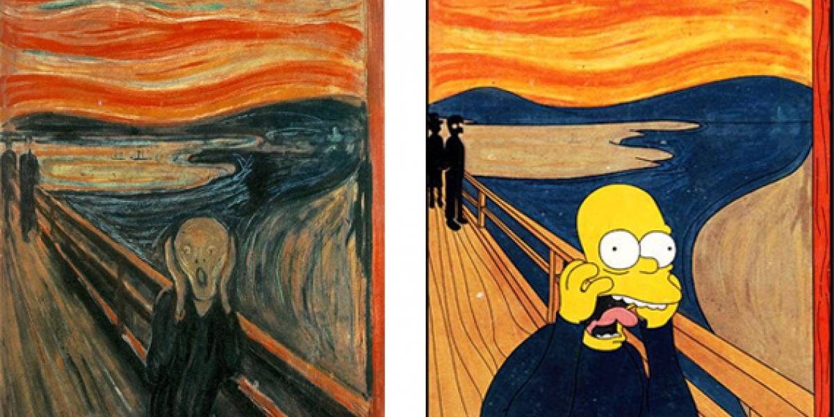 Artistas famosos Simpsonizados con Aviary
