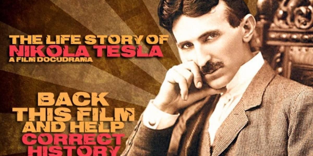 Colabora en Kickstarter con la película sobre Nikola Tesla