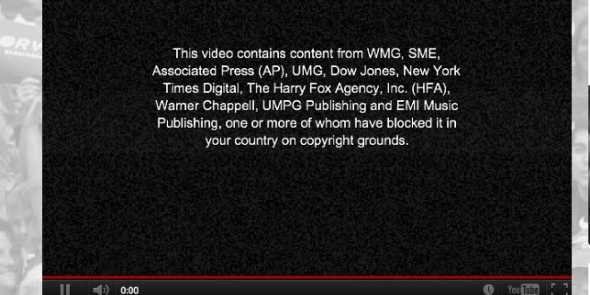 Bots del copyright bloquean video de Convención Demócrata en EE.UU.