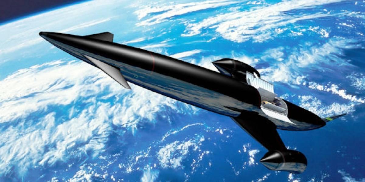 Skylon: Viajes espaciales en un vehículo híbrido