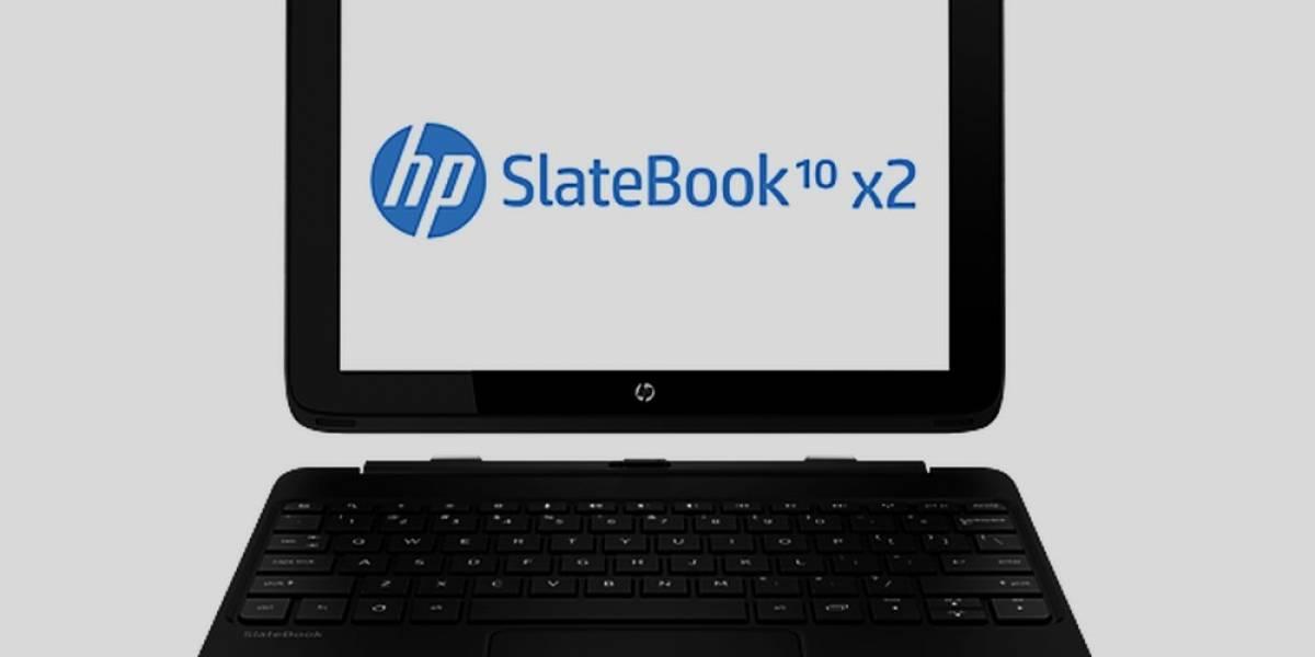 El SlateBook x2 es un nuevo híbrido de HP corriendo con Android
