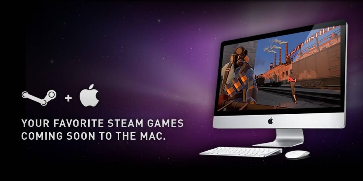 Mac ya tiene Steam