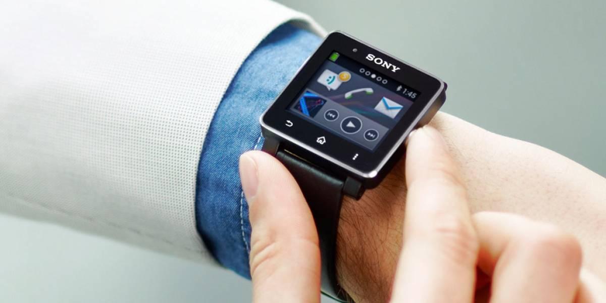 Sony anuncia su reloj inteligente SmartWatch2