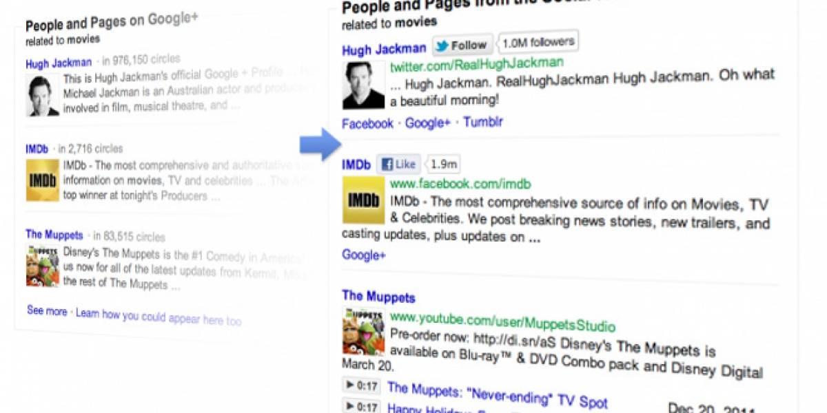 """Ingenieros de Facebook y Twitter piden a Google """"no ser maligno"""""""