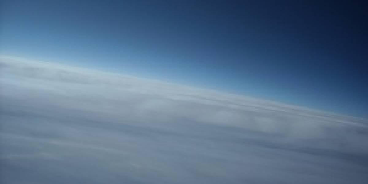 Adolescentes obtienen imágenes de la estratosfera con sonda artesanal