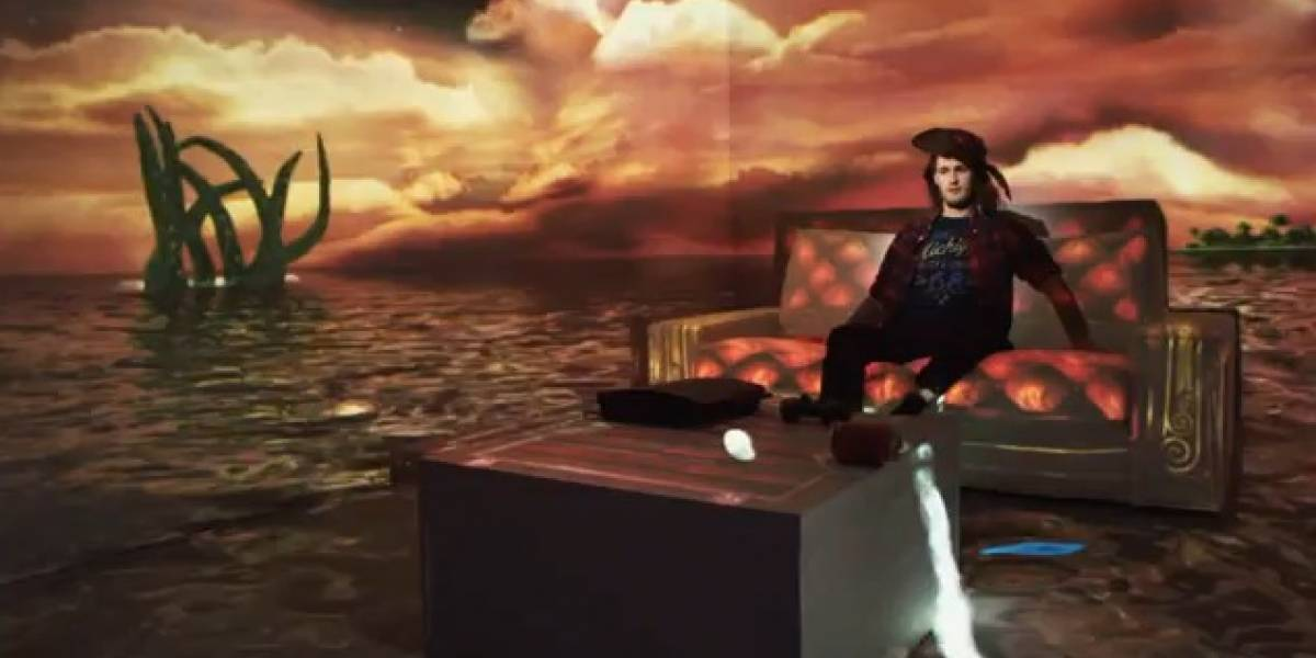 Apantallantes vídeos presentan el concepto de un Holodeck