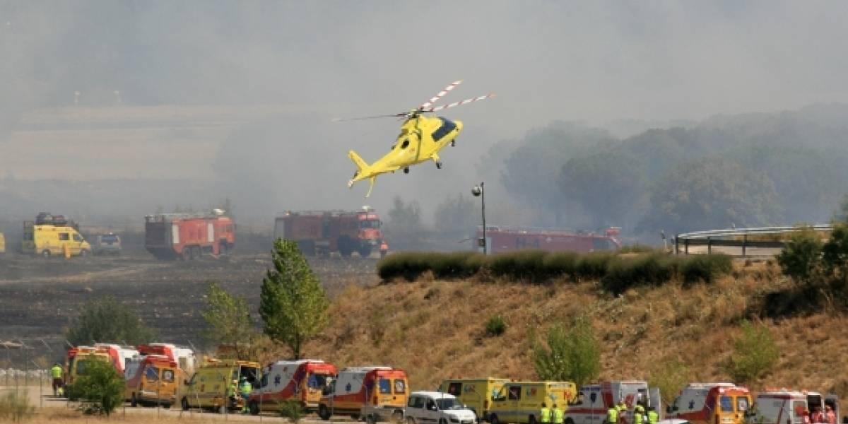 Virus informáticos responsables de accidente aéreo ocurrido en España